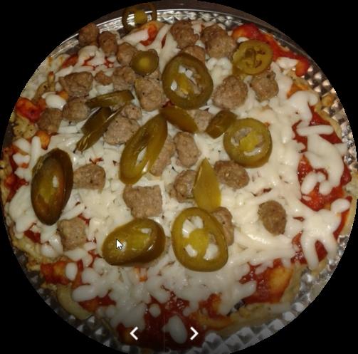 Pizza Funnel Cake Funnel Cake Paradise Dallas Texas